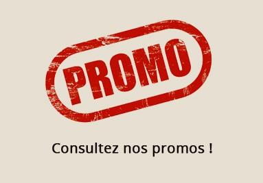 consultez nos promotions